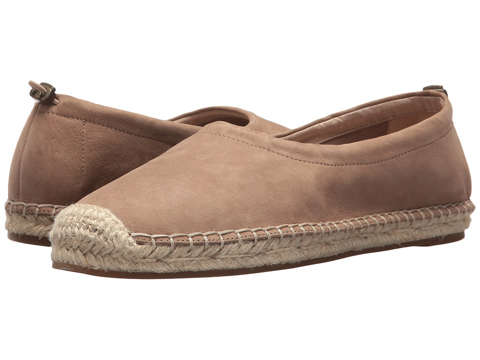 Eileen Fisher - Bali Espadrille (Earth Tumbled Nubuck) Womens Shoes
