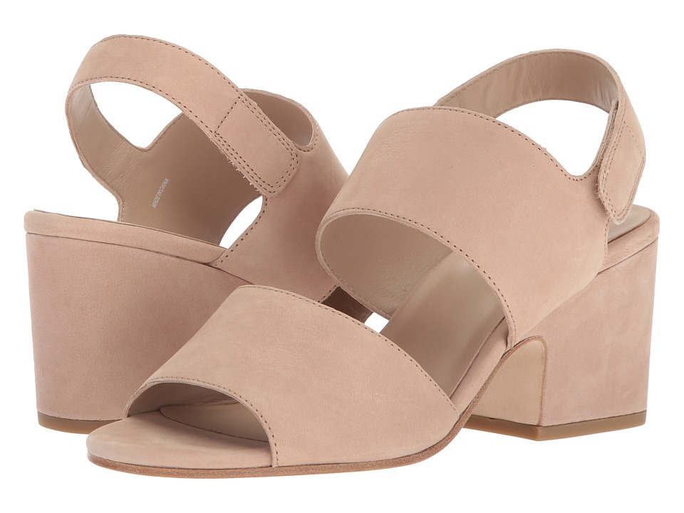 Eileen Fisher - Finn 2 (Latte Tumbled Nubuck) Women's Sandals