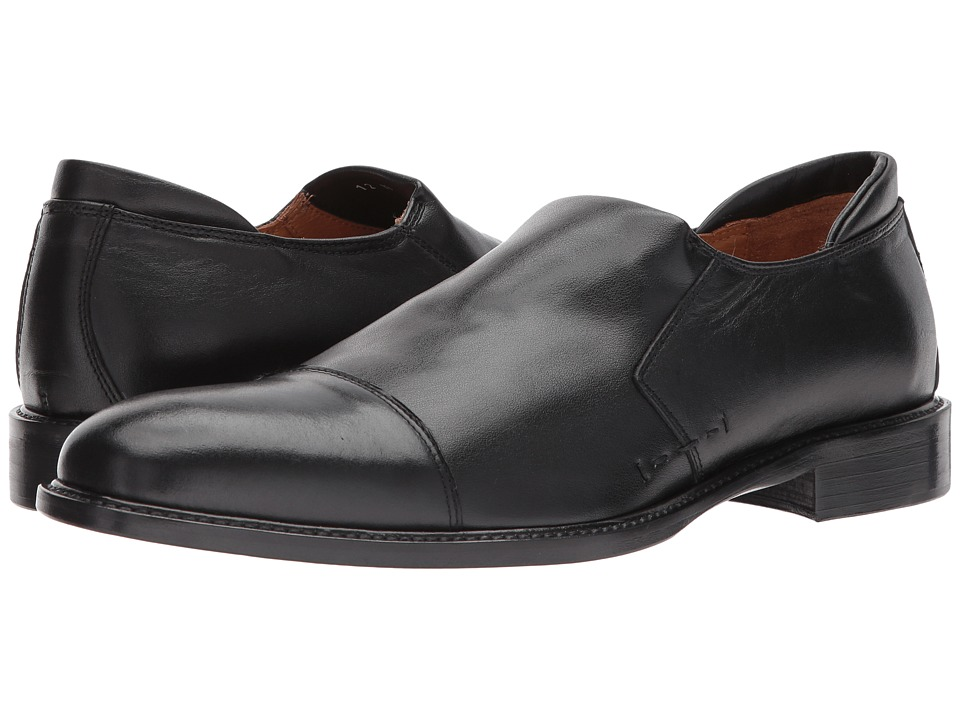 Right Bank Shoe Cotm - Idris Stretch Calf Loafer