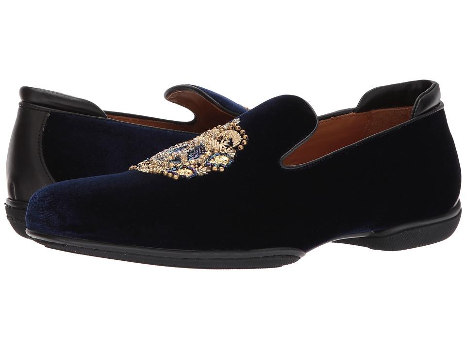 Right Bank Shoe Cotm - Varge Velvet Loafer