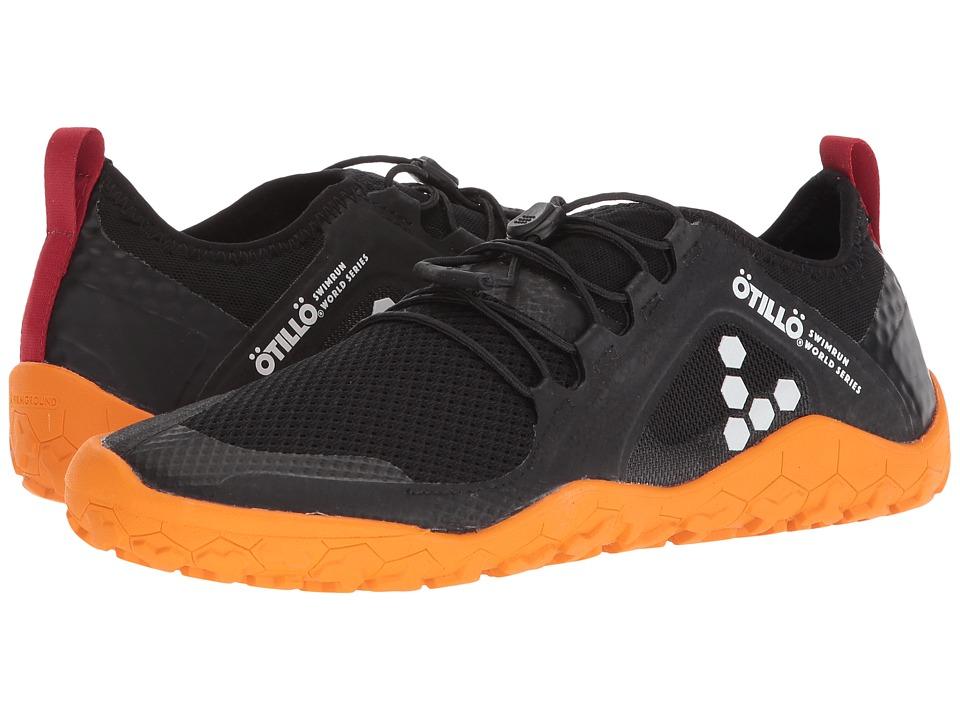 Vivobarefoot Primus Swimrun FG Mesh (Black/Orange) Women's Shoes