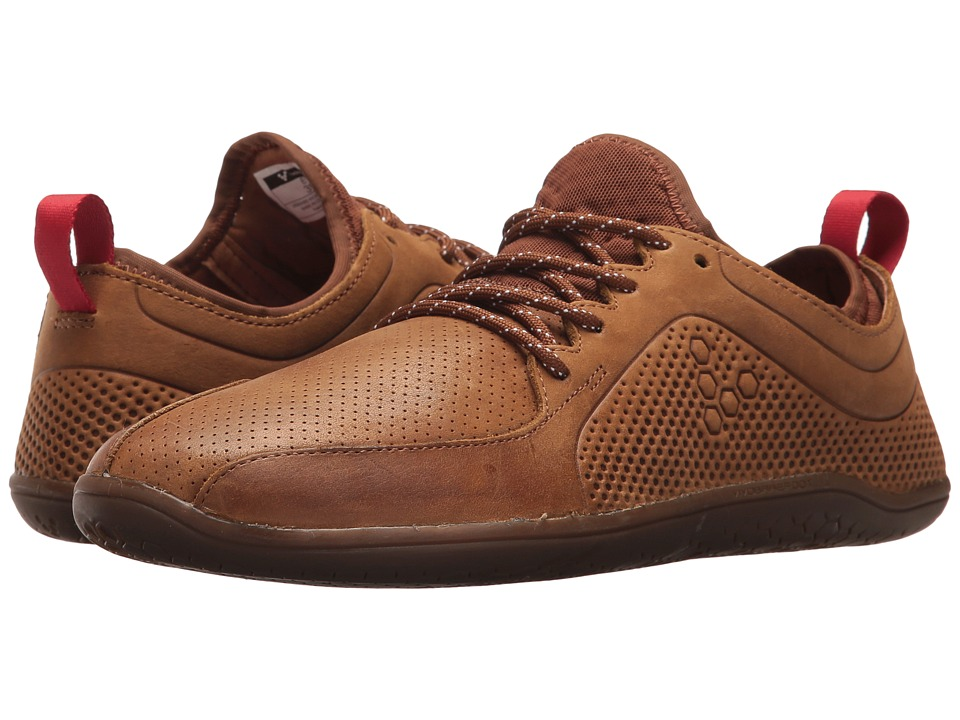 Vivobarefoot Primus Lux WP Leather (Dark Brown) Women's Shoes