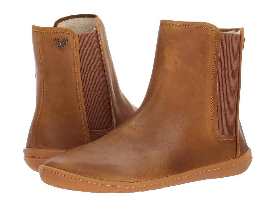 VivoBarefoot Nepal Leather (Chestnut) Women's Shoes