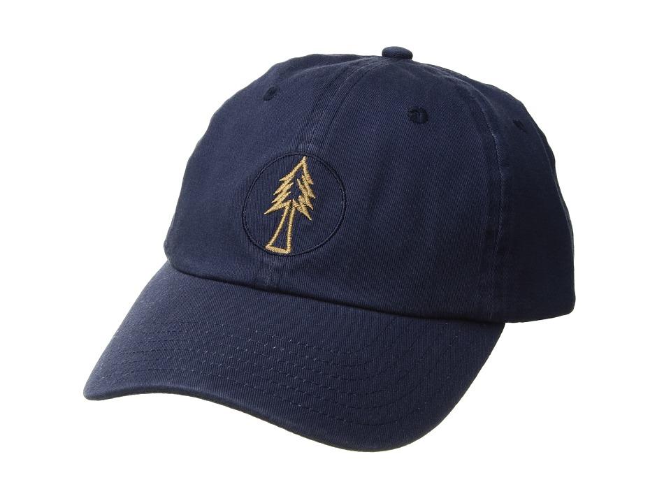 Pistil - Jose (Navy) Caps