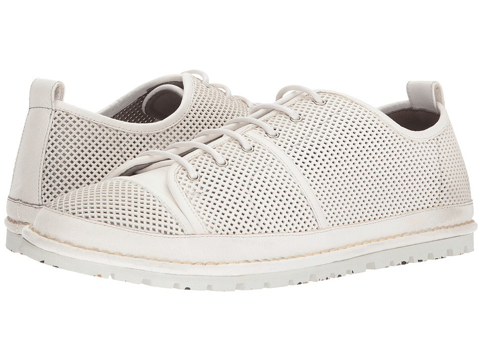 Marsell - Gomme Perforated Sneaker (White) Mens Shoes