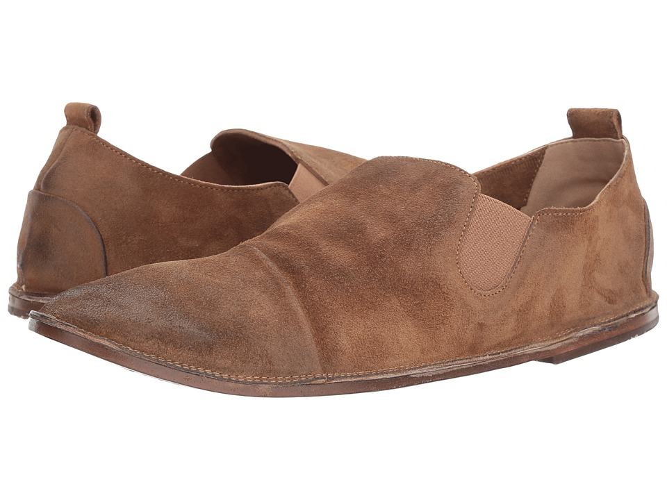 Marsell - Stretch Loafer (Brown) Mens Shoes