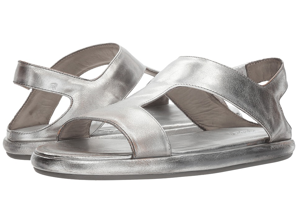 Marsell - T Strap Sandal (Silver) Womens Sandals