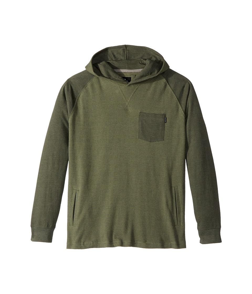 Rip Curl Kids - Dougie Long Sleeve Knit (Big Kids) (Green...