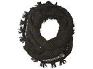 Collection XIIX Textured Chevron Fringe Loop
