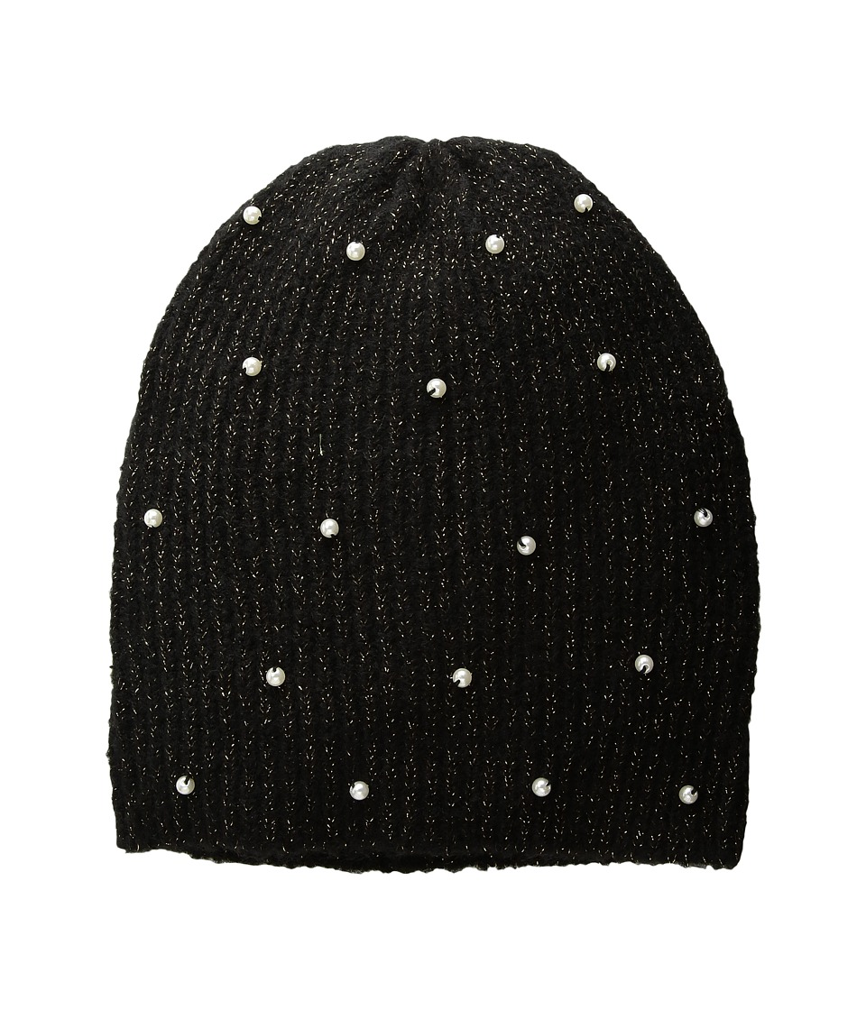 Collection XIIX - Pearl Knit Hat