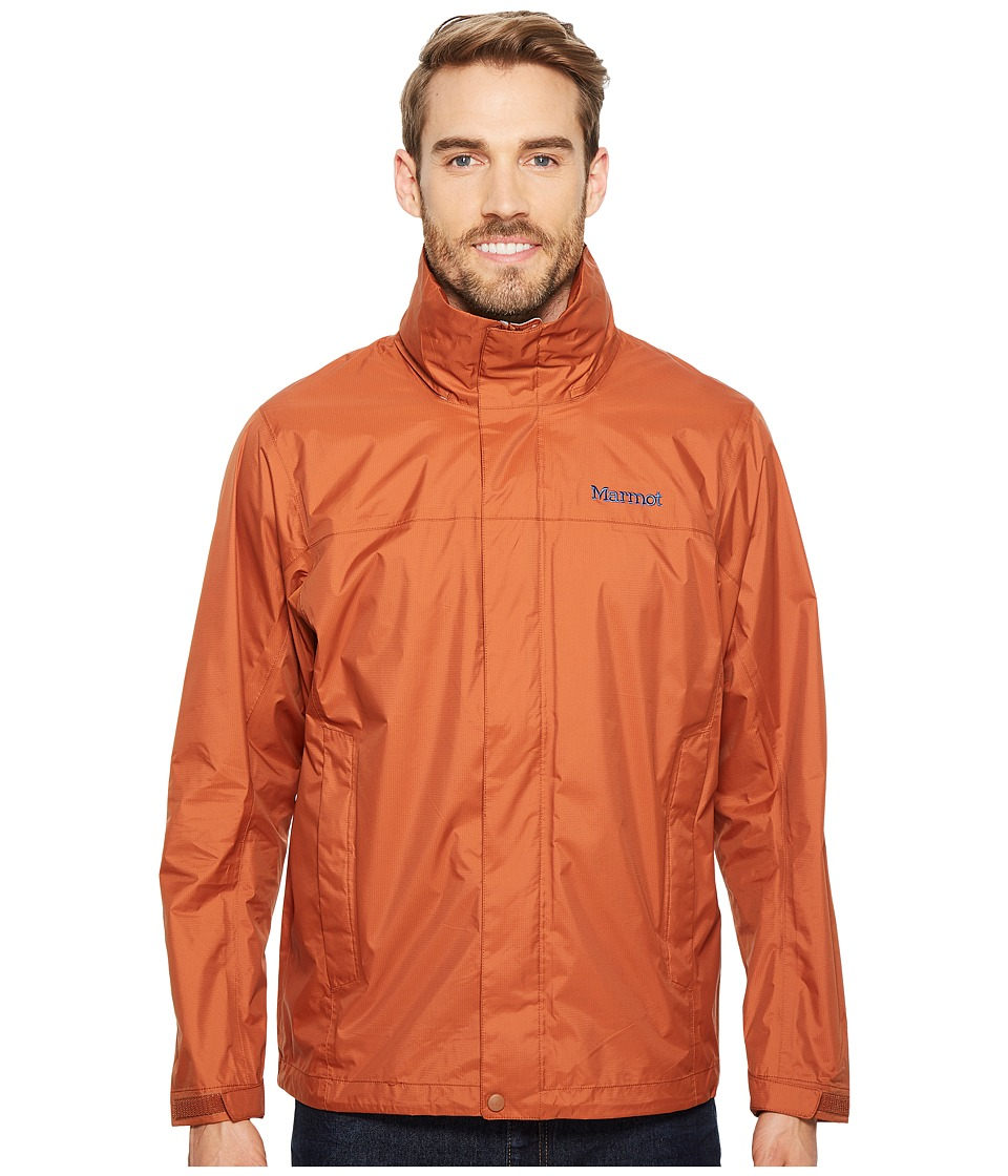 Marmot PreCip Jacket (Terracotta) Men