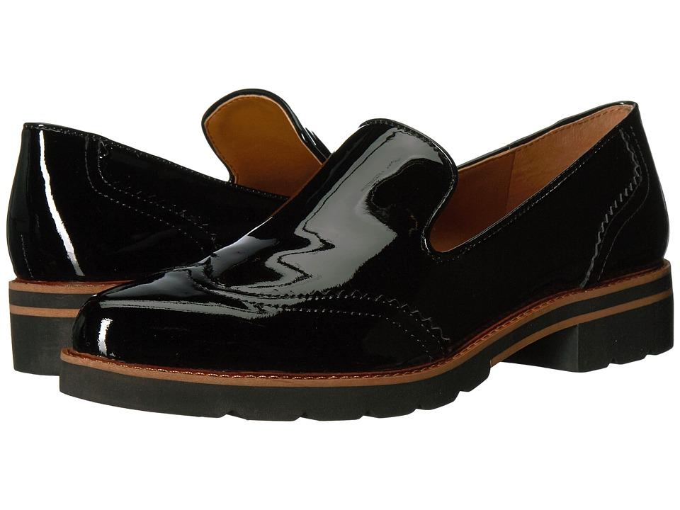 Franco Sarto Betsy (Black Patent) High Heels