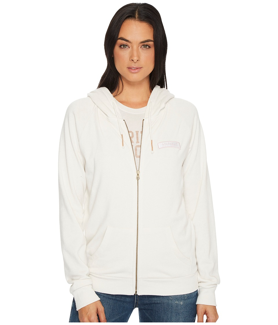 Spiritual Gangster - Hamsa Night Dharma Zip Hoodie