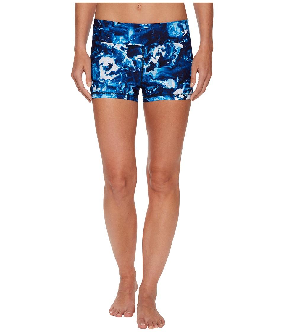 Speedo Aqua Elite Shorts (Blue)