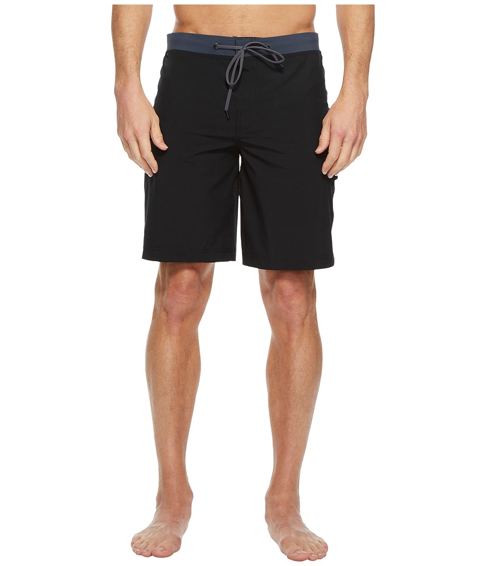 Speedo Ultra Stretch Boardshorts (Speedo Black) Men