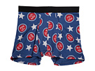 Life is Good All Over Stars Spheres Boxer
