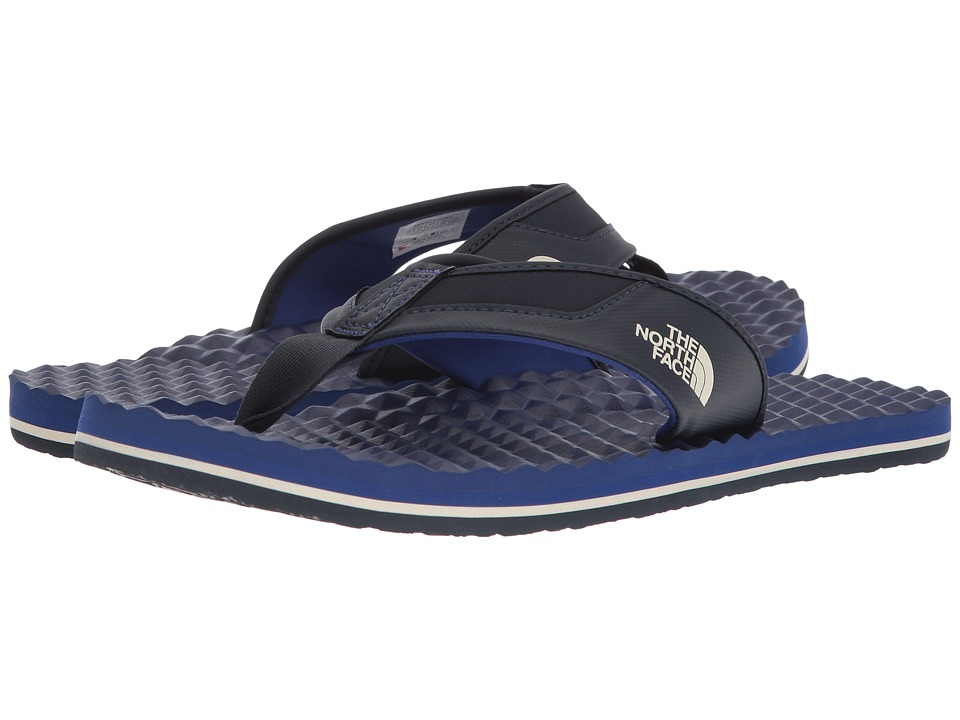North Face Base Camp Plus Flip-Flop (Brit Blue/Vintage Wh...