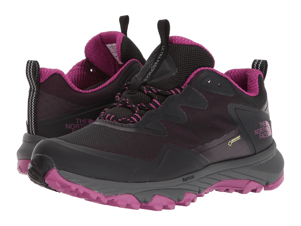 The North Face Ultra Fastpack III GTX (TNF Black/Wild Aster Purple) Women's Shoes