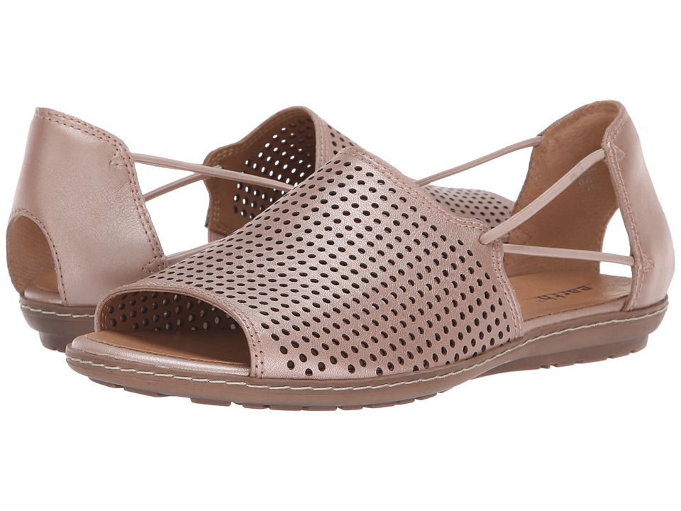 Earth Shelly (Blush Pearlized Leather) Women's Shoes