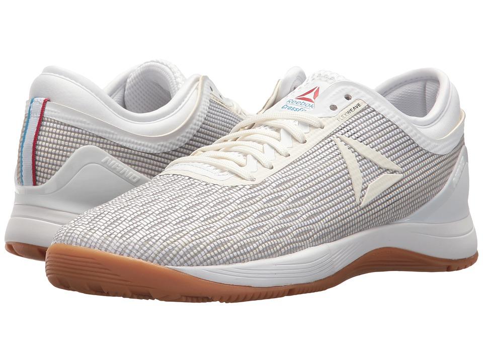 Reebok CrossFit(r) Nano 8.0 (White/Classic White/Excellen...