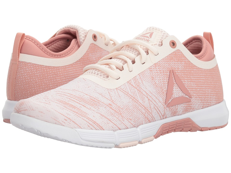 Reebok Speed Her TR (Pale Pink/Chalk Pink/White/Silver) Women's Shoes