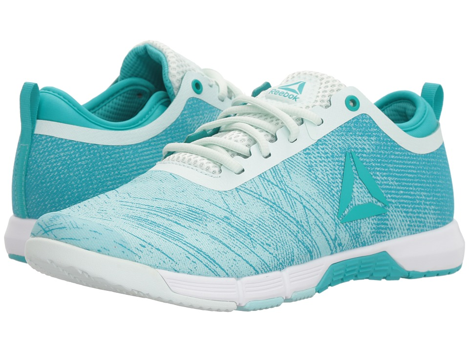 Reebok Speed Her TR (Blue Lagoon/Solid Teal/Opal/White/Silver) Women's Shoes