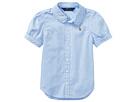 Polo Ralph Lauren Kids Solid Oxford Shirt (Little Kids)