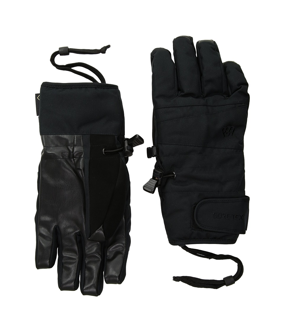 686 Gore-Tex Ghost Gloves (Black) Gore-Tex Gloves