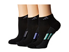 adidas adidas Climacool(r) Superlite Stripe Low Cut Socks 3-Pack