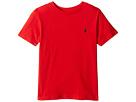 Polo Ralph Lauren Kids Cotton Jersey Crew Neck T-Shirt (Little Kids/Big Kids)