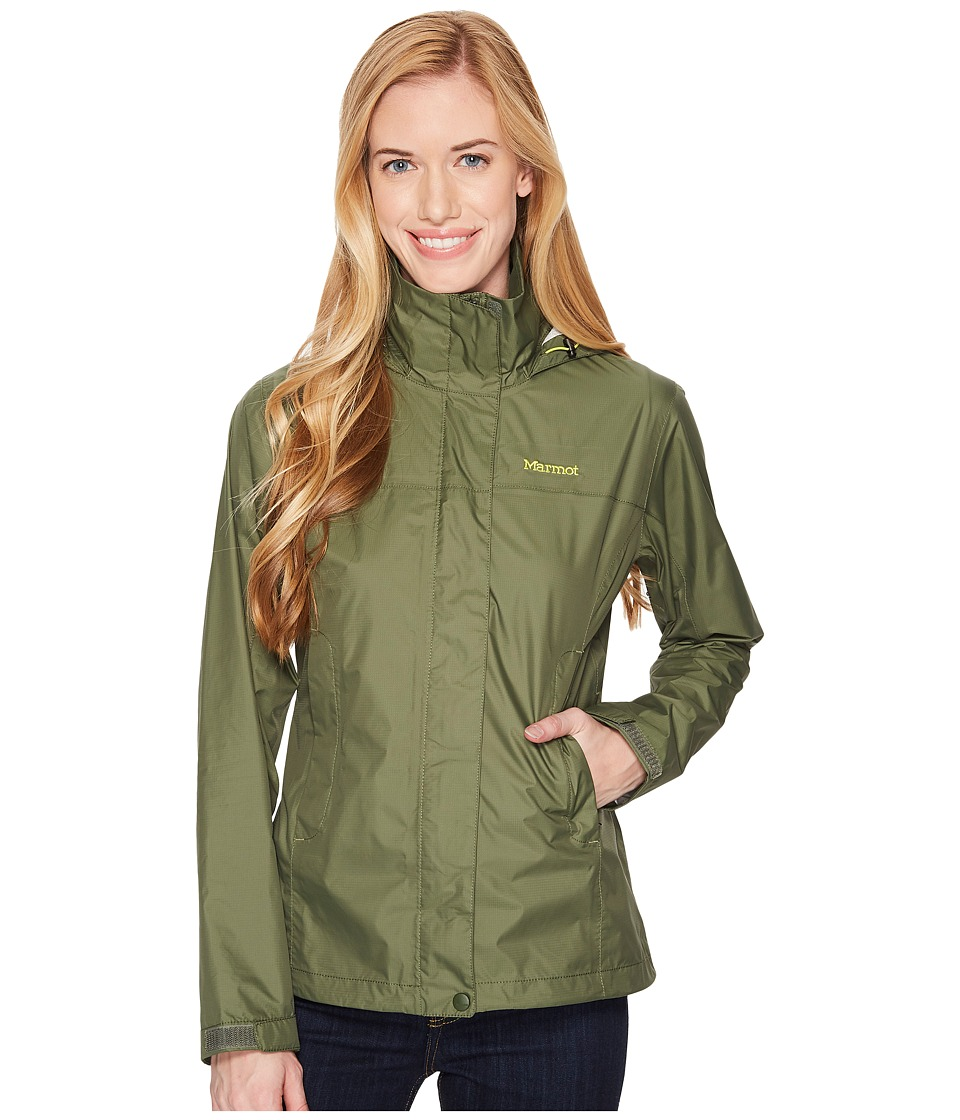 Marmot PreCip(r) Jacket (Crocodile) Women