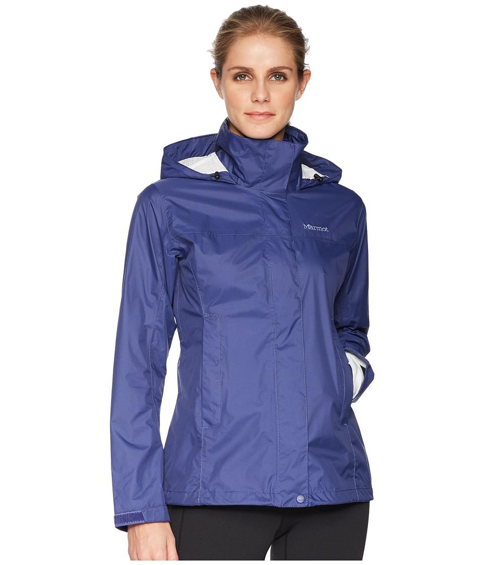 Marmot PreCip(r) Jacket (Deep Dusk) Women