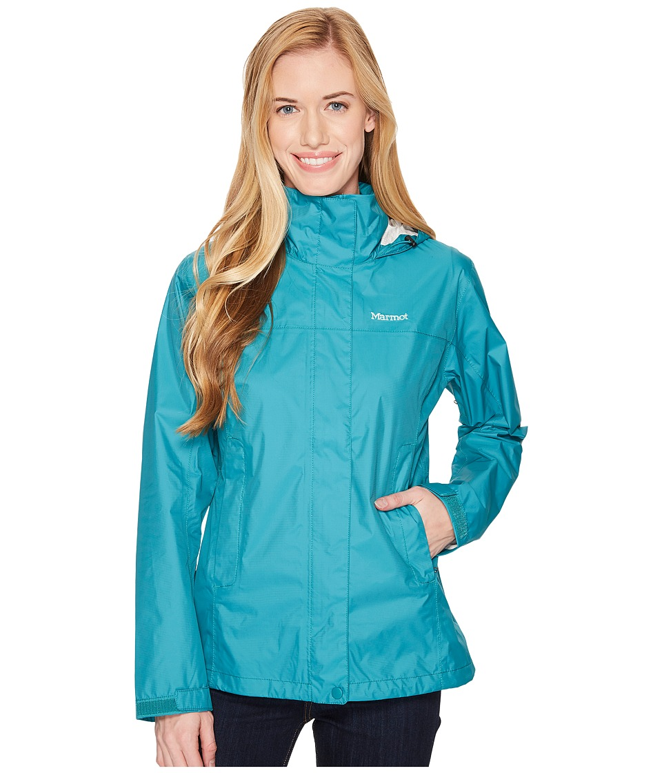 Marmot PreCip(r) Jacket (Malachite) Women