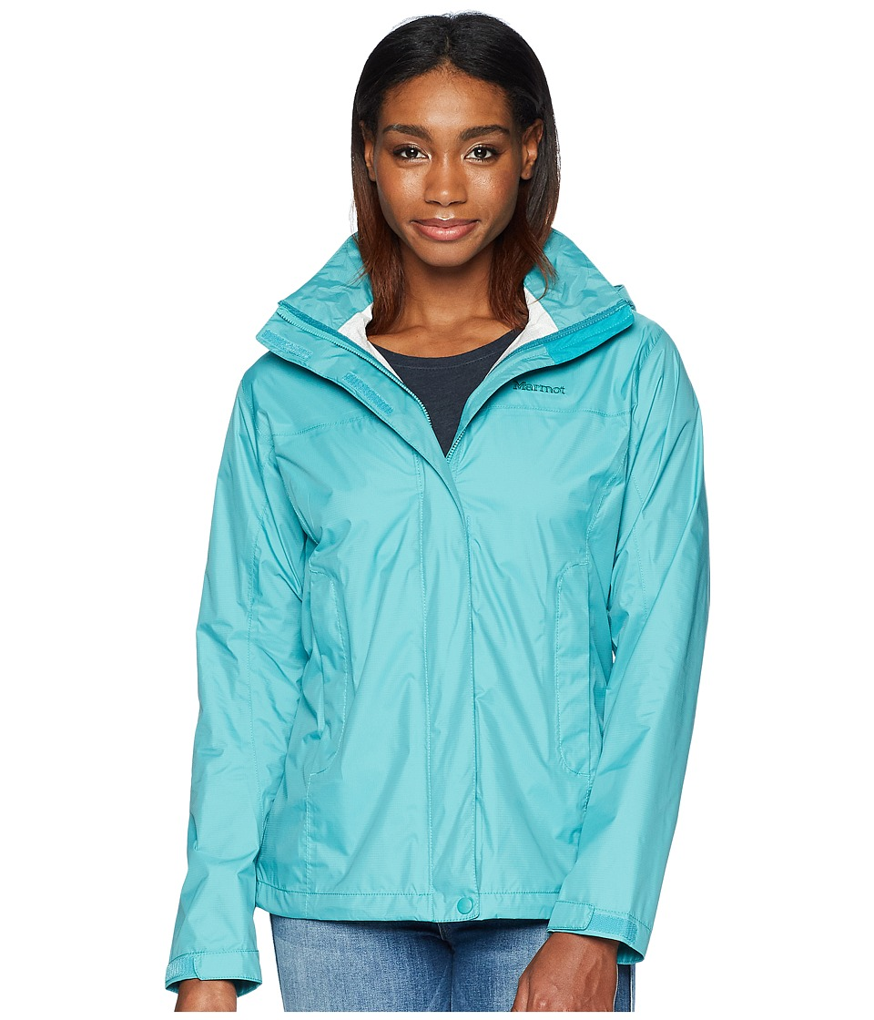 Marmot PreCip(r) Jacket (Teal Tide) Women