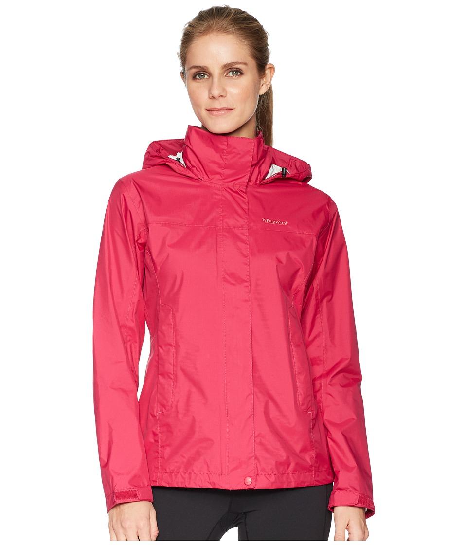 Marmot PreCip(r) Jacket (Sangria) Women