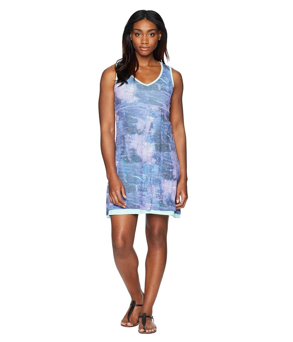Marmot - Larissa Dress (Clear Sky Sprinkle) Womens Dress