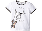 Burberry Kids Thumbs Up Tee (Infant/Toddler)