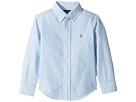 Polo Ralph Lauren Kids Cotton Oxford Sport Shirt (Toddler)