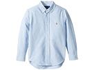Polo Ralph Lauren Kids Cotton Oxford Sport Shirt (Little Kids/Big Kids)