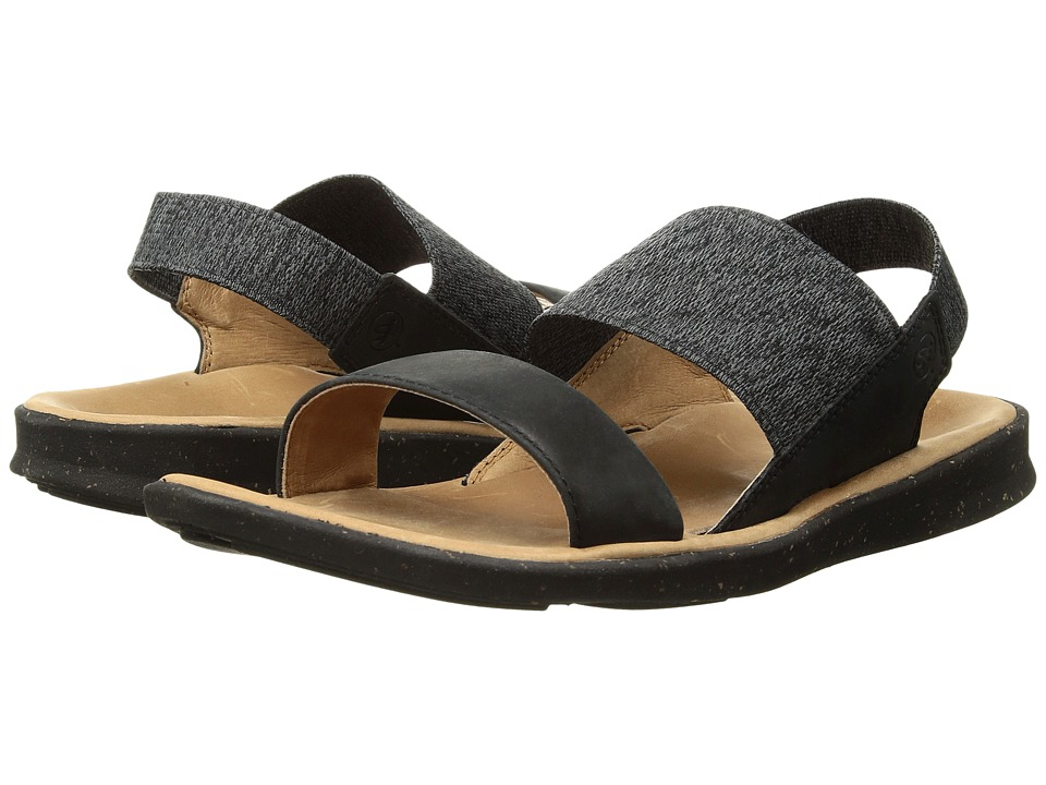 Superfeet Dana (Black/Black) Women's Shoes
