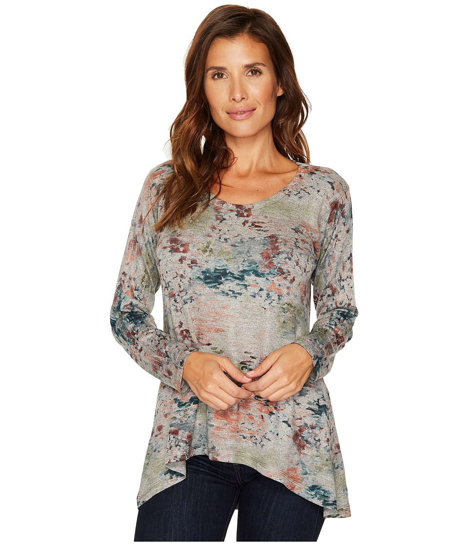 Nally & Millie - Printed High-Low Tunic
