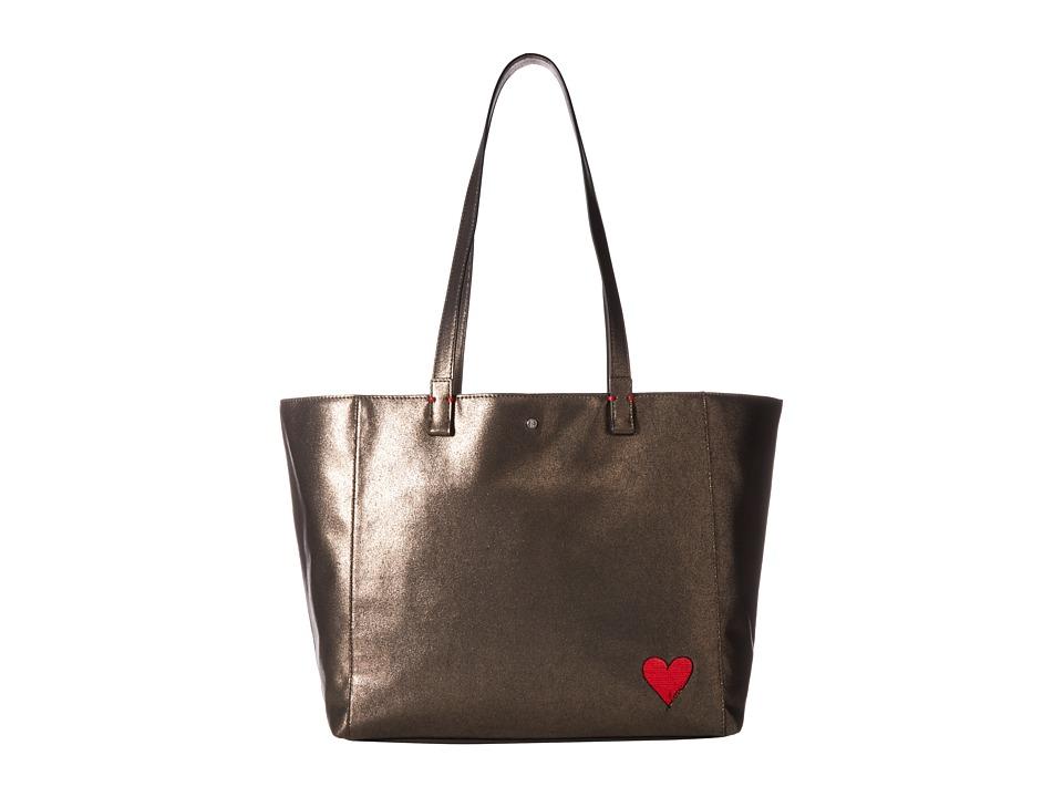 ED Ellen DeGeneres - Lyon Tote (Matte Bronze) Tote Handbags