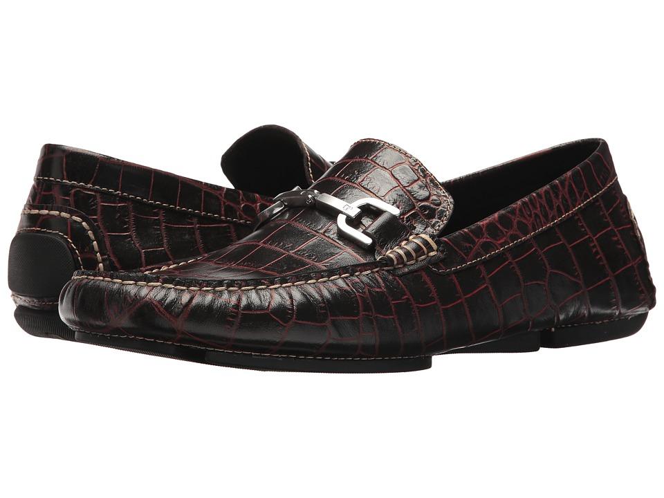 Donald J Pliner - Viro (Black 1) Mens Shoes