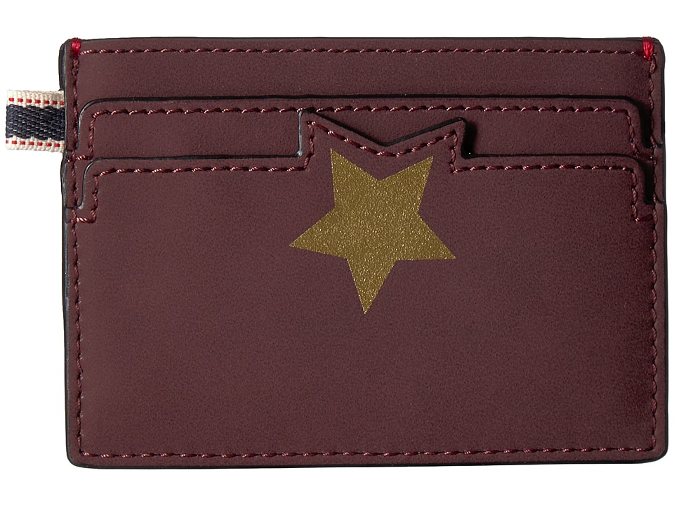 ED Ellen DeGeneres - Lyon Credit Card Case (Sugar Red) Credit card Wallet