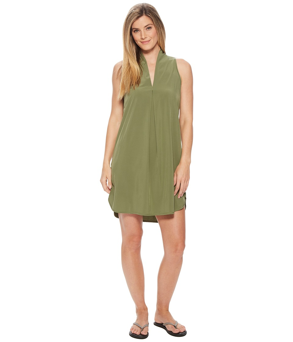 The North Face Destination Anywhere Dress (Four Leaf Clover) Women