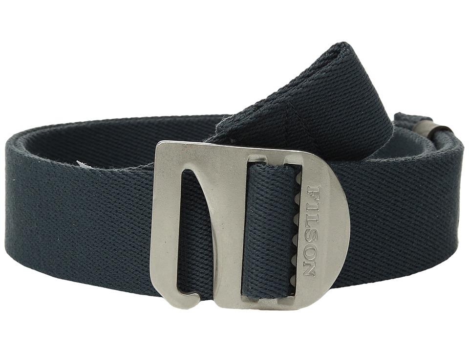 Filson Togiak Belt (Graphite) Belts