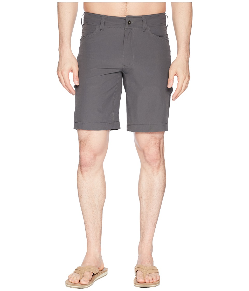 Marmot - Crossover Shorts (Slate Grey) Mens Shorts