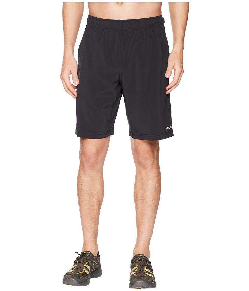 Marmot - Zephyr Shorts (Black) Mens Shorts