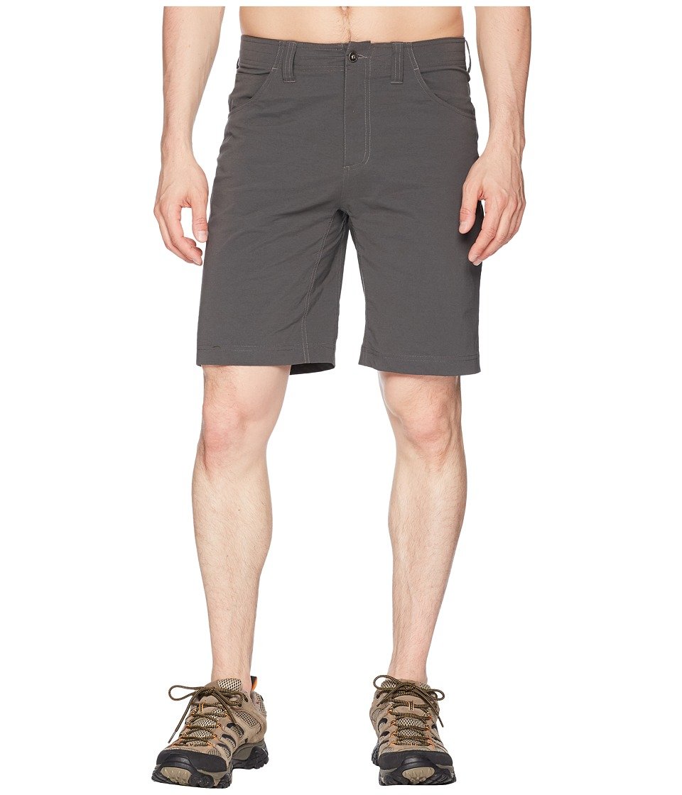 Marmot - Syncline Shorts (Slate Grey) Mens Shorts