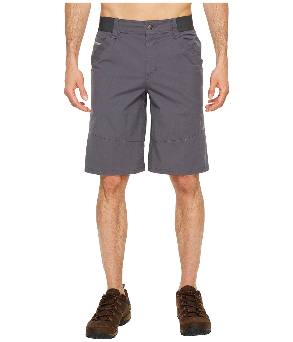 Marmot - Bishop Shorts (Slate Grey) Mens Shorts